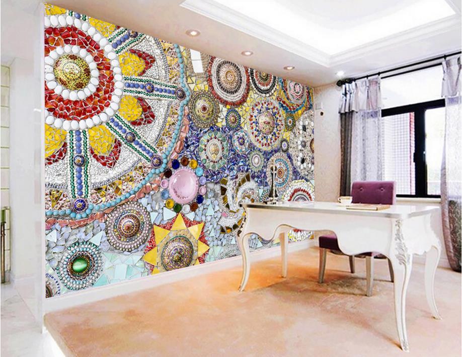 gốm mosaic